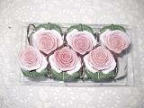 Pink Roses Shower Curtain Hooks