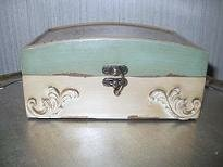 Shabby French Chic Jewelry Box