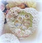 Victorian Roses Keepsake Boxes