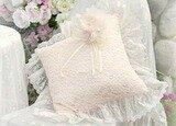 Pink & Creme Romance Pillow