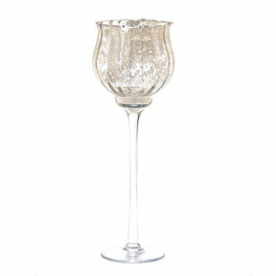 Tall Chalice Candle Holder