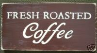 Coffee Decor Sign
