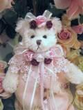 Elegant Dressed Victorian Bear