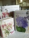 Pink Botanical Print Book Box Set