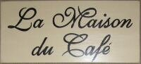 French Cafe Wall Decor Sign