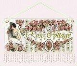 Victorian Rose Cottage Sign